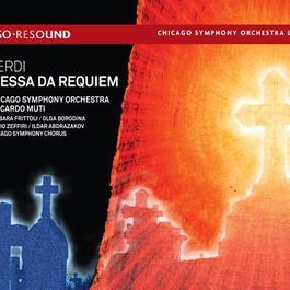 VERDI, G.: Messa da Requiem (Frittoli, Borodina, Zeffiri, Abdrazakov, Chicago Symphony Chorus and Orchestra, Muti)