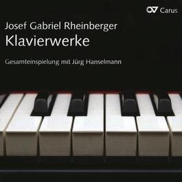 RHEINBERGER, J.G.: Piano Music (Hanselmann)