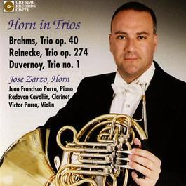 BRAHMS, J.: Trio for Violin, Horn and Piano / REINECKE, C.: Trio / DUVERNOY, F.N.: Horn Trio No. 1 (Ensemble Isola)