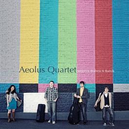 BRAHMS, J.: String Quartet No. 1 / BARTOK, B.: String Quartet No. 5 (Aeolus Quartet)