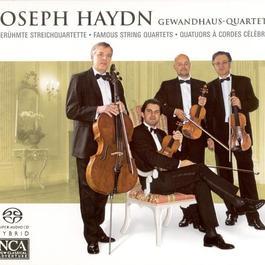 "HAYDN, J.: String Quartets Nos. 61, ""Fifths"", 62, ""Emperor"" and 63, ""Sunrise"" (Gewandhaus Quartet)"