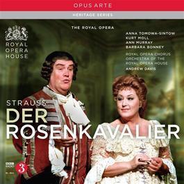 STRAUSS, R.: Rosenkavalier (Der) [Opera] (Davis)