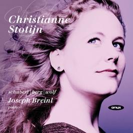SCHUBERT, F.: Lieder / BERG, A.: 4 Lieder / WOLF, H.: Morike Lieder (excerpts) (Stotjin, Breinl)