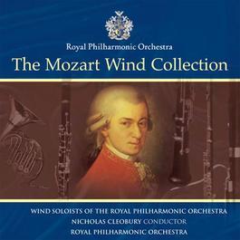 MOZART, W.A.: Clarinet Concerto, K. 622 / Horn Concerto No. 4 / Divertimento, K. 136 (The Mozart Wind Collection) (Royal Philharmonic, Cleobury)