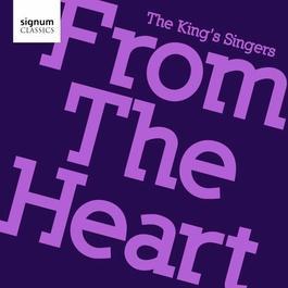 NESS, P. van: My Heart is a Holy Place / LACK, G.: Conceit / BRUNNING, J.: Pie Jesu / COHEN, L.: Hallelujah (King's Singers)