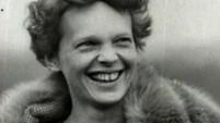 Amelia Earhart & Jackie Cochran