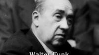 Der Nürnberger Prozess: Walter Funk