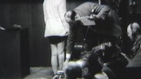 Nürnberger Prozess: Gasbrandversuche