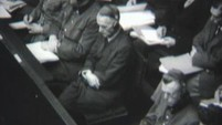 Nürnberger Prozess: Unterkühlungsversuche am Menschen