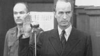 Nürnberger Nachfolgeprozesse: Angeklagte im Krupp-Prozess