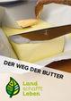 Der Weg der Butter in Österreich