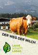 Der Weg der Milch in Österreich