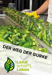 Der Weg der Gurke in Österreich